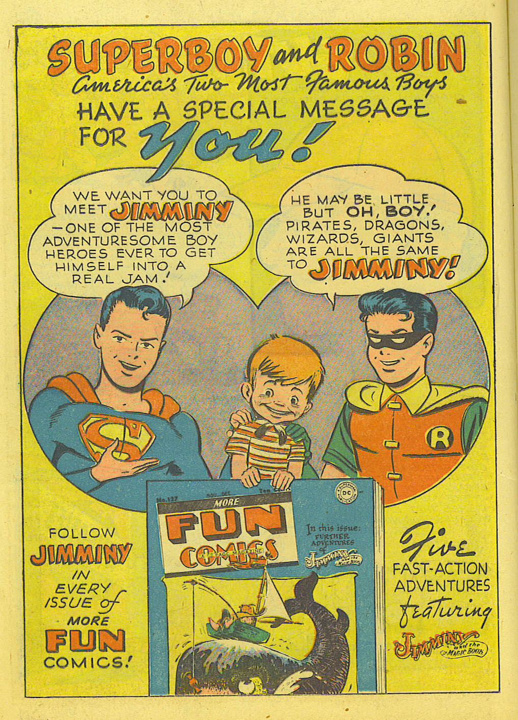 Read online Action Comics (1938) comic -  Issue #114 - 16