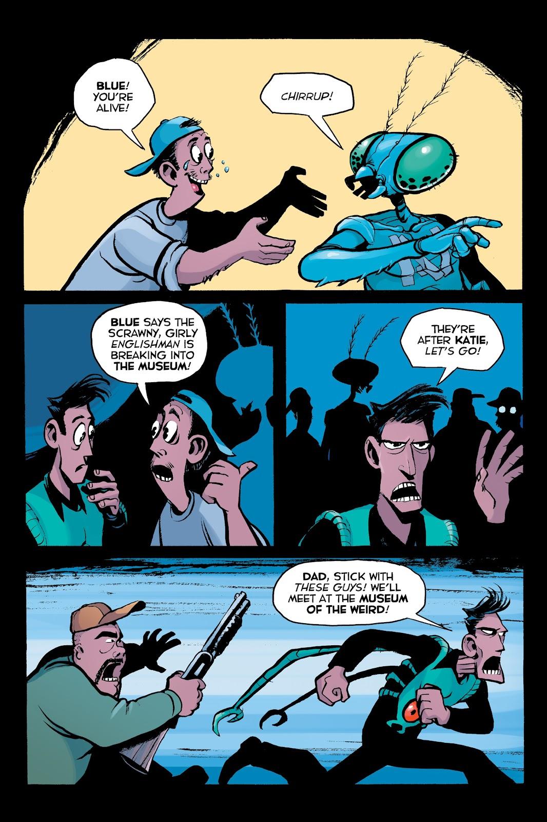 Read online Creature Tech (2019) comic -  Issue # TPB (Part 2) - 53