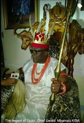 Illegal Coronation: Ojoto Community Sues Dennis Okafor, Suspended President General
