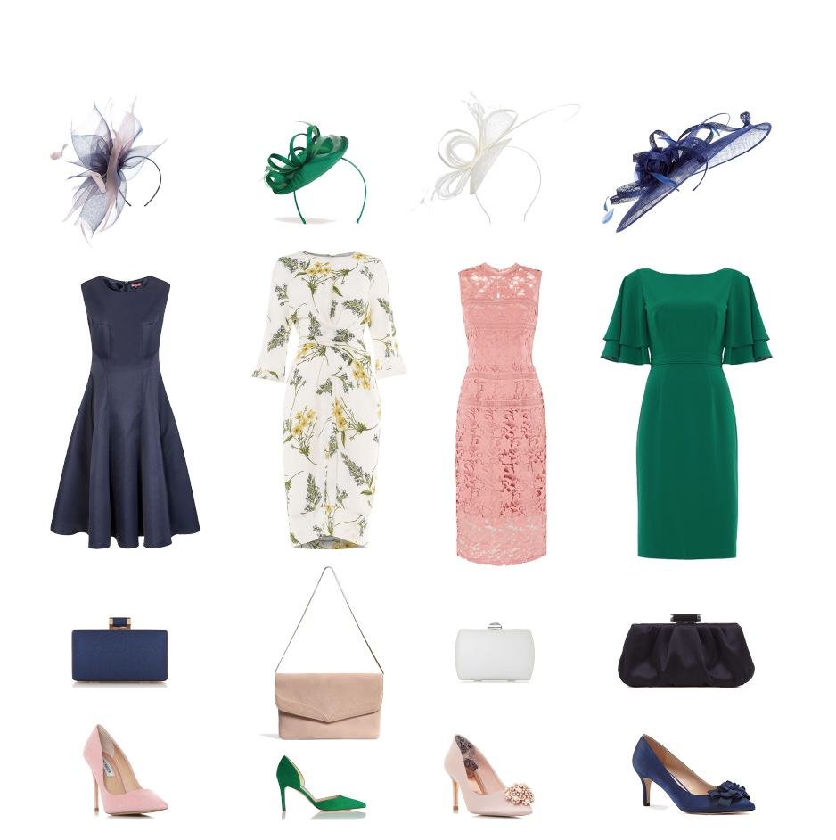my midlife fashion, house of fraser occasionwear, issa emma crin cloud fascinator, chi chi london midi panelled dress, issa sofia box clutch, steve madden daisiee sm point toe court shoes, phase eight sammy small disc fascinator, phase eight sandrine floral wrap tie dress, phase eight abi fold over suede clutch bag, l k bennett flossie open courts, suzanne bettley bow and coques detail fascinator on band, little mistress lace bodycon dress, roland cartier boxy textured box clutch bag, ted baker dahrlin mid heel court shoes, issa frances hat,  phase eight daley drape dress, phase eight minnie satin clutch bag, paradox london pink adaline mid heel stiletto court shoes