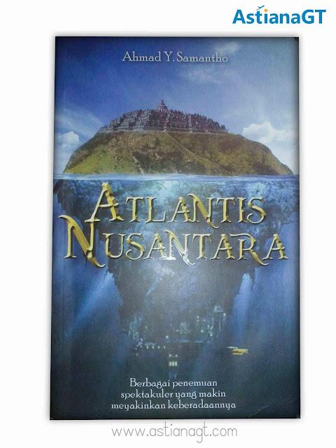 Dijual Buku murah Atlantis Nusantara Ahmad Y. Samantho AstianaGT