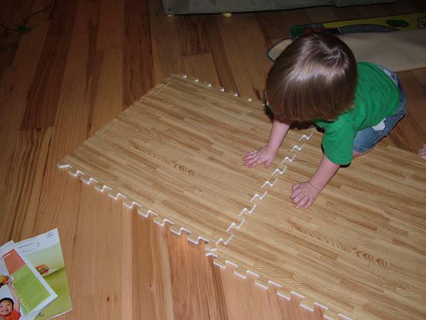 Art And Portable Flooring