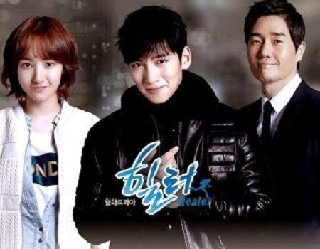 Drama korea - Healer Hilleo