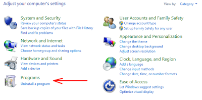 Cara membuang aplikasi yang tidak terpakai di komputer