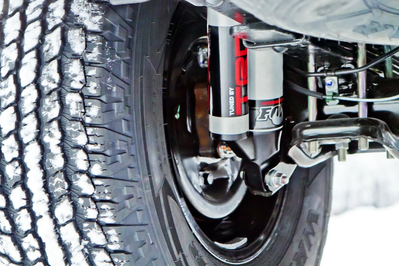2017 Toyota Tacoma Trd Pro Unveiled