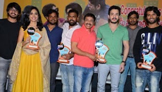 Pelli Choopulu Movie Successmeet