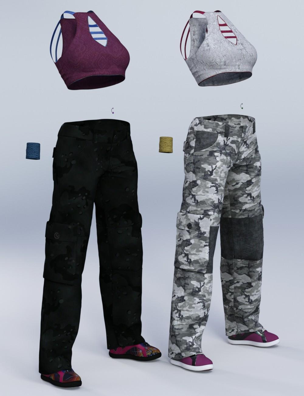 download daz studio 3 for free daz 3d hip hop outfit. Black Bedroom Furniture Sets. Home Design Ideas