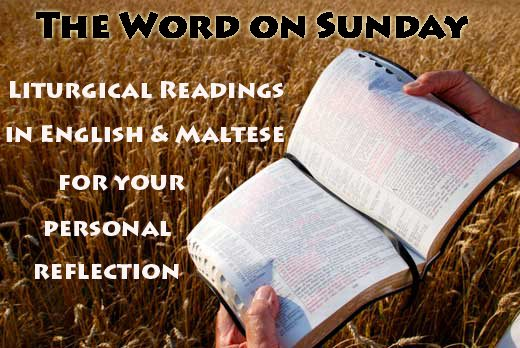 THE WORD ON SUNDAY BLOG