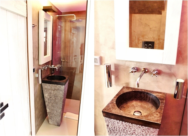 Liostasi suite bathroom