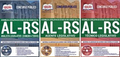 Apostila ALE-RS 2018