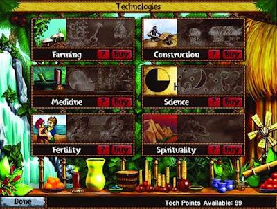 虛擬村莊(Virtual Villagers),石器時代超可愛虛擬模擬經營遊戲!