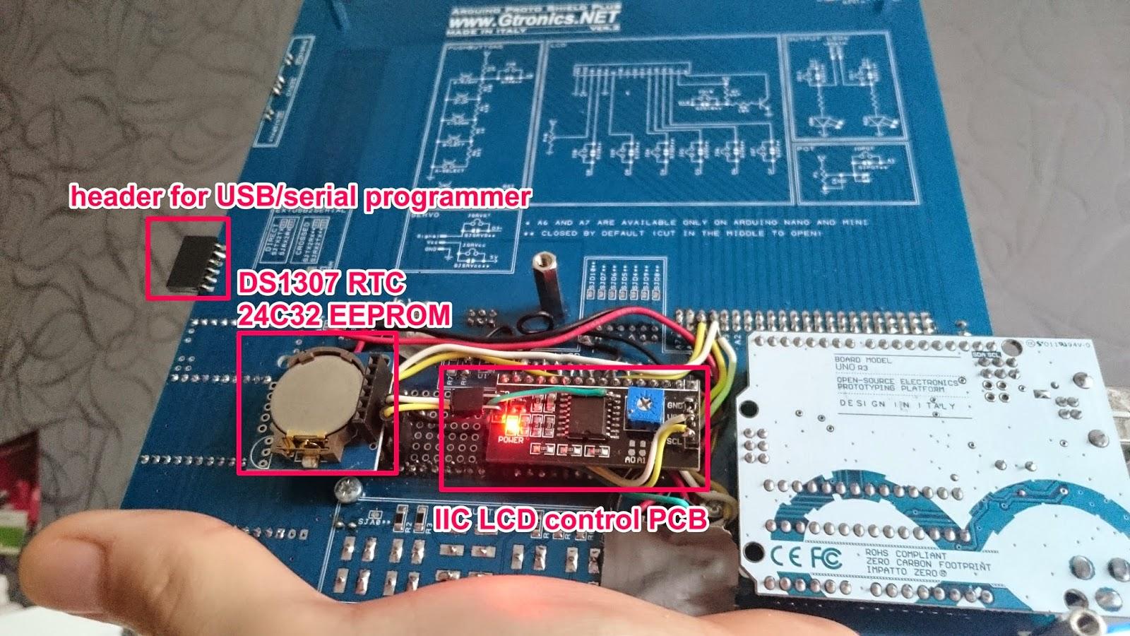 ict-bits: Arduino Proto Shield even better!