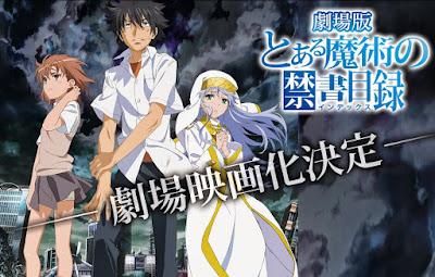 Download Toaru Majutsu no Index BD Subtitle Indonesia