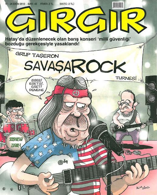 gırgır 17-24 ekim 2012 kapak