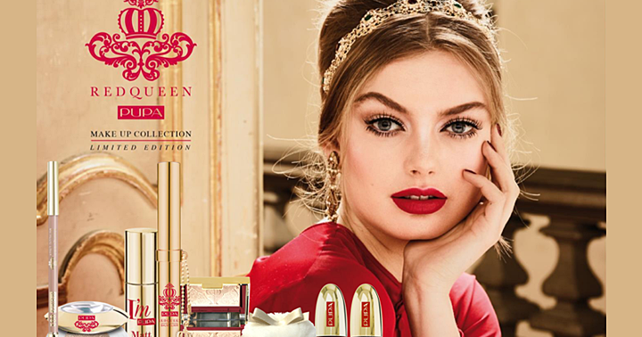 Pupa Milano Make Up Collection Red Queen Natale 2016 - Anteprima