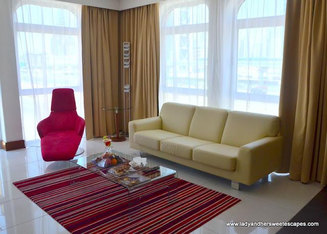 Villa Rotana Burj Suite