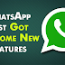 """Whatsapp Launched """"Most Awaited"""" 3 New Features-Check Right Now"""