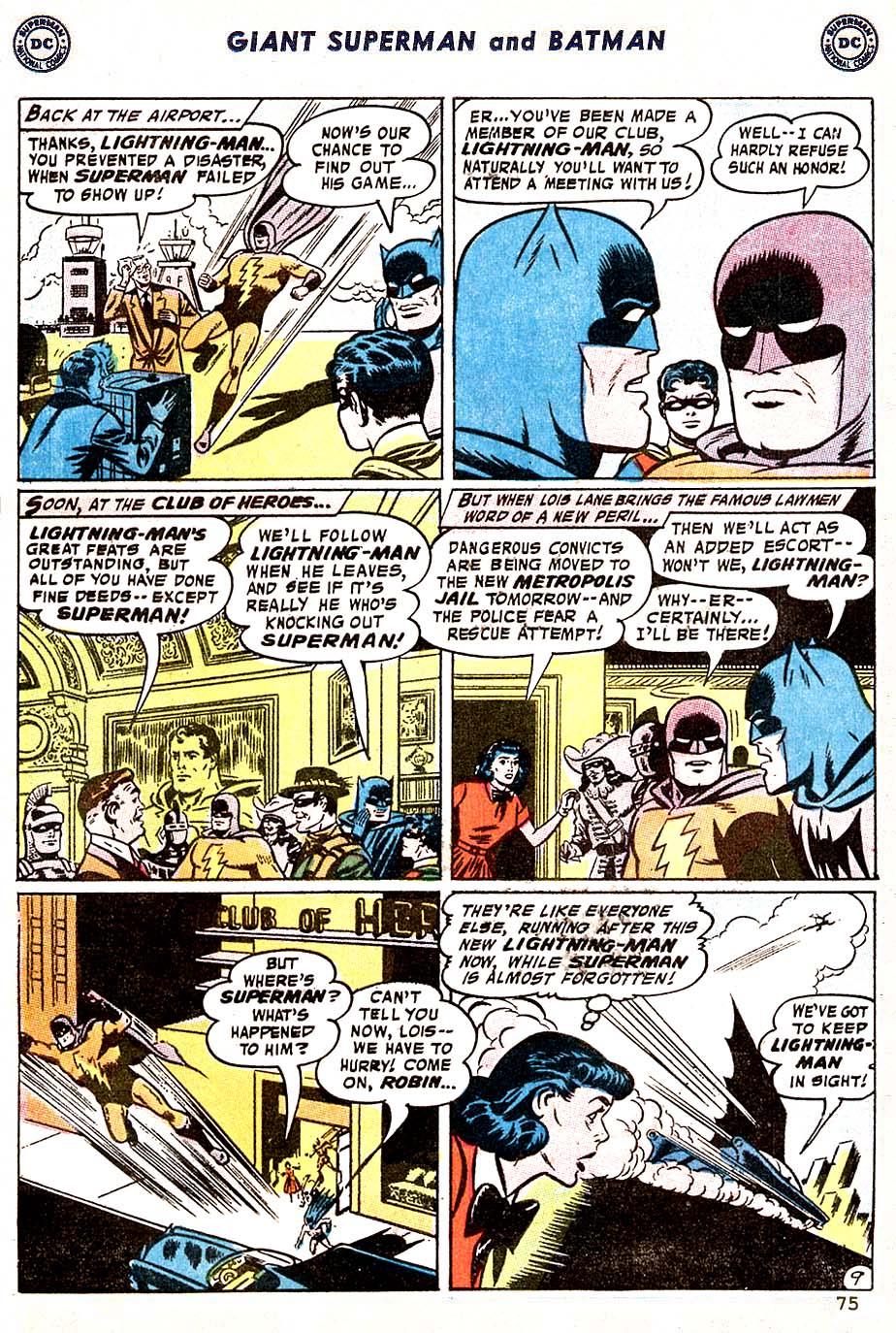 Read online World's Finest Comics comic -  Issue #179 - 77