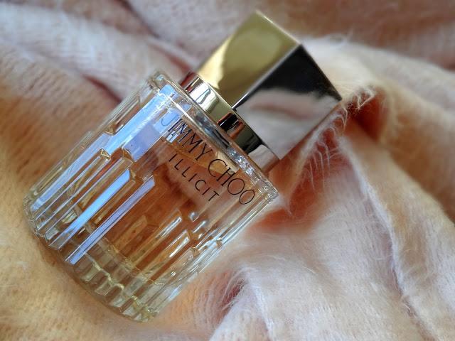 Makeup, Beauty and More: Jimmy Choo Illicit Eau de Parfum