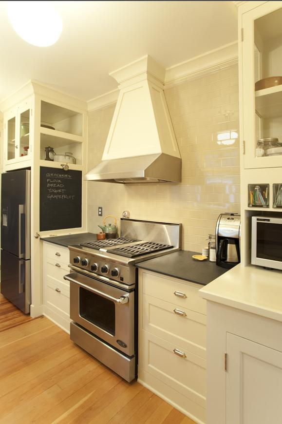 Delorme Designs: WHITE CRAFTSMAN STYLE KITCHENS
