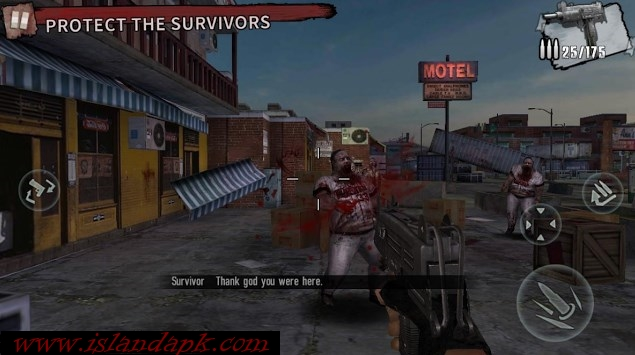Download Game Zombie Frontier 3 Shot Target Apk Mod v1.81 Android