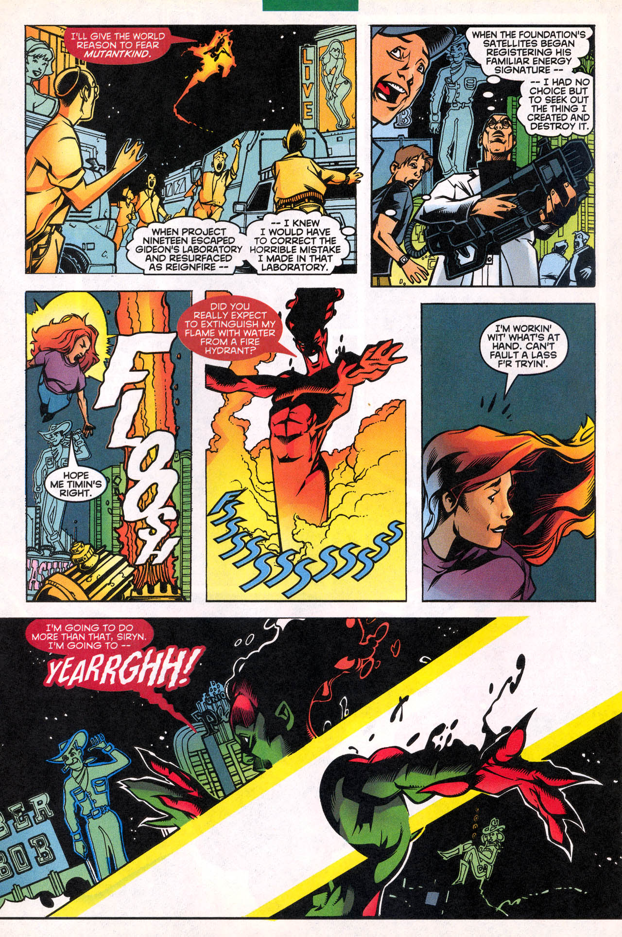 Read online X-Force (1991) comic -  Issue #79 - 30