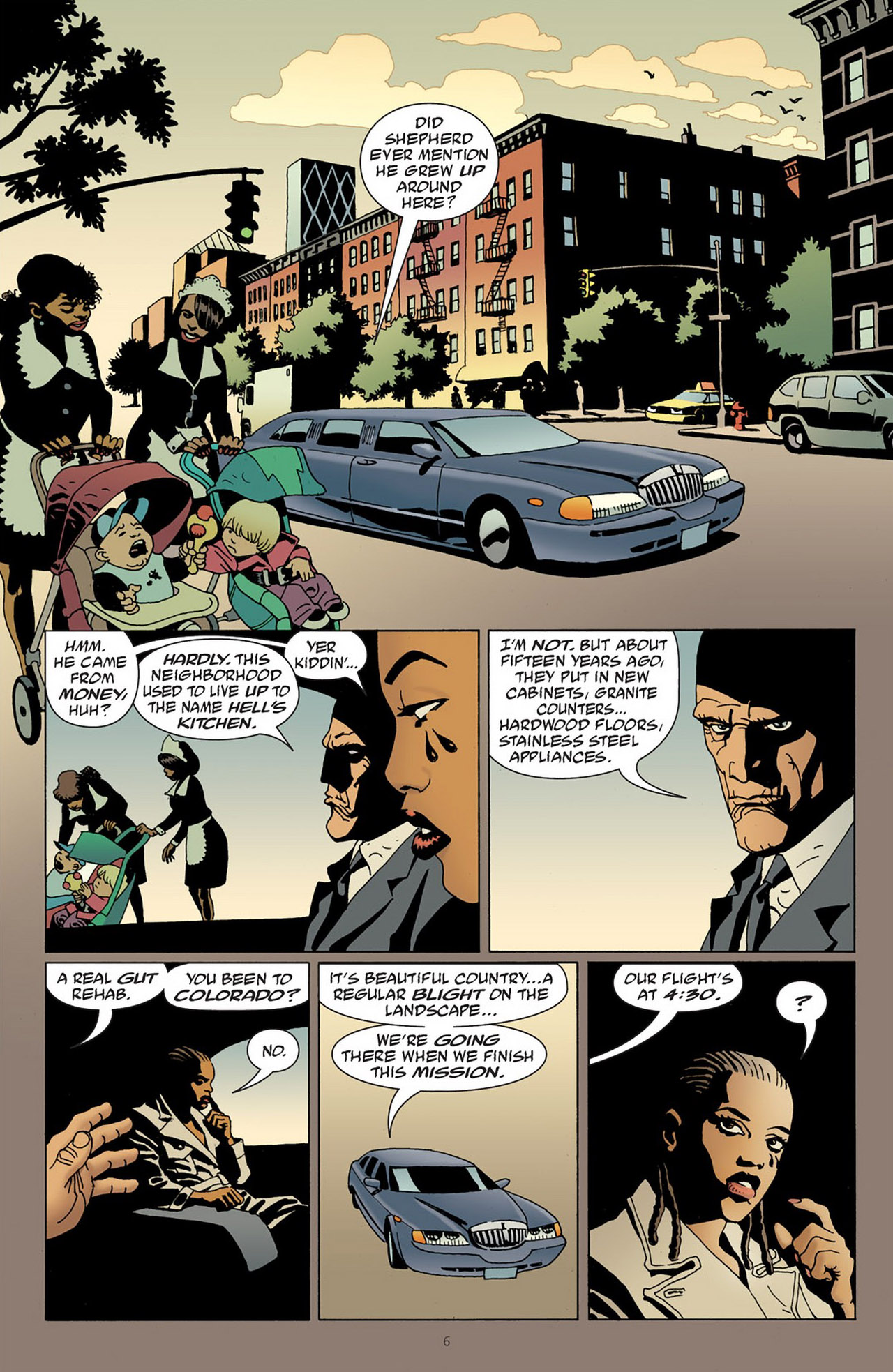 Read online 100 Bullets comic -  Issue #83 - 7
