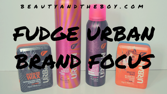 Fudge Urban Brand Focus and Review