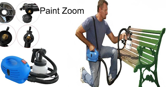 paint zoom sprayer Secrets instructions