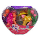 My Little Pony Pick-a-Lily Pony Packs 2-Pack G3 Pony
