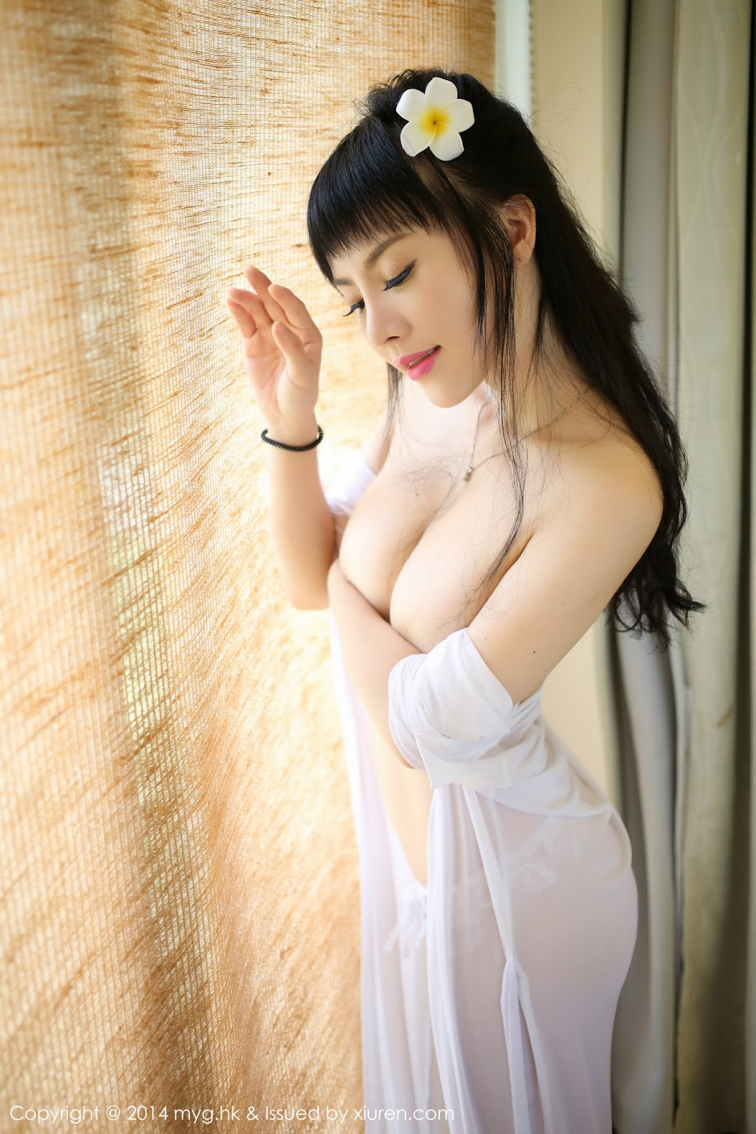 0039 - Sexy Nude Model MYGIRL VOL.49
