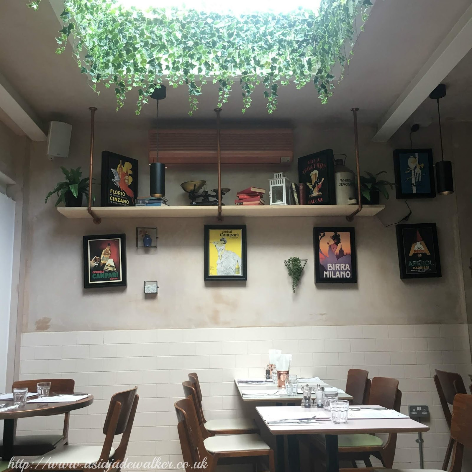 Review | Panzo, Exmouth Market