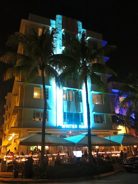 Ocean Drive, South Beach, Miami
