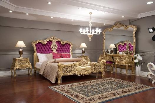 Adnan Bostan klasik yatak odası takımı