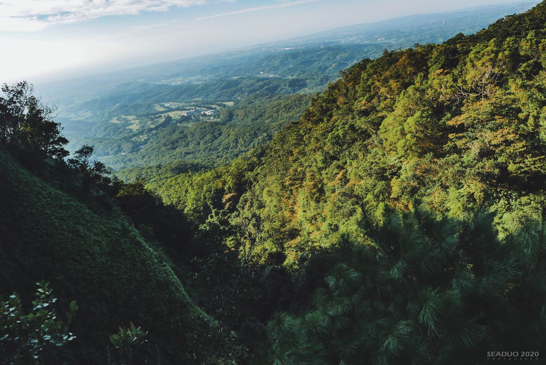 苗栗火炎山登山步道