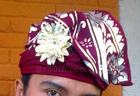 Udheng, Balinese male headbands