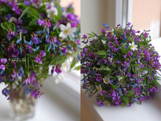 #buchetmov #lila #wildflowerbouquet