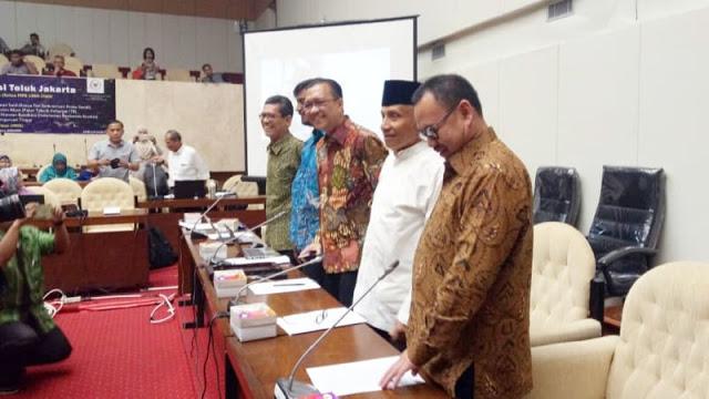 Sudirman Said: Reklamasi Teluk Jakarta Bentuk Keserakahan