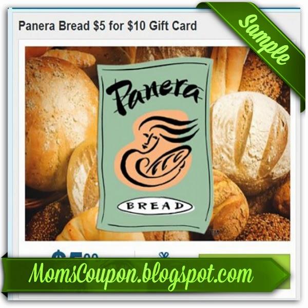Panera coupon code
