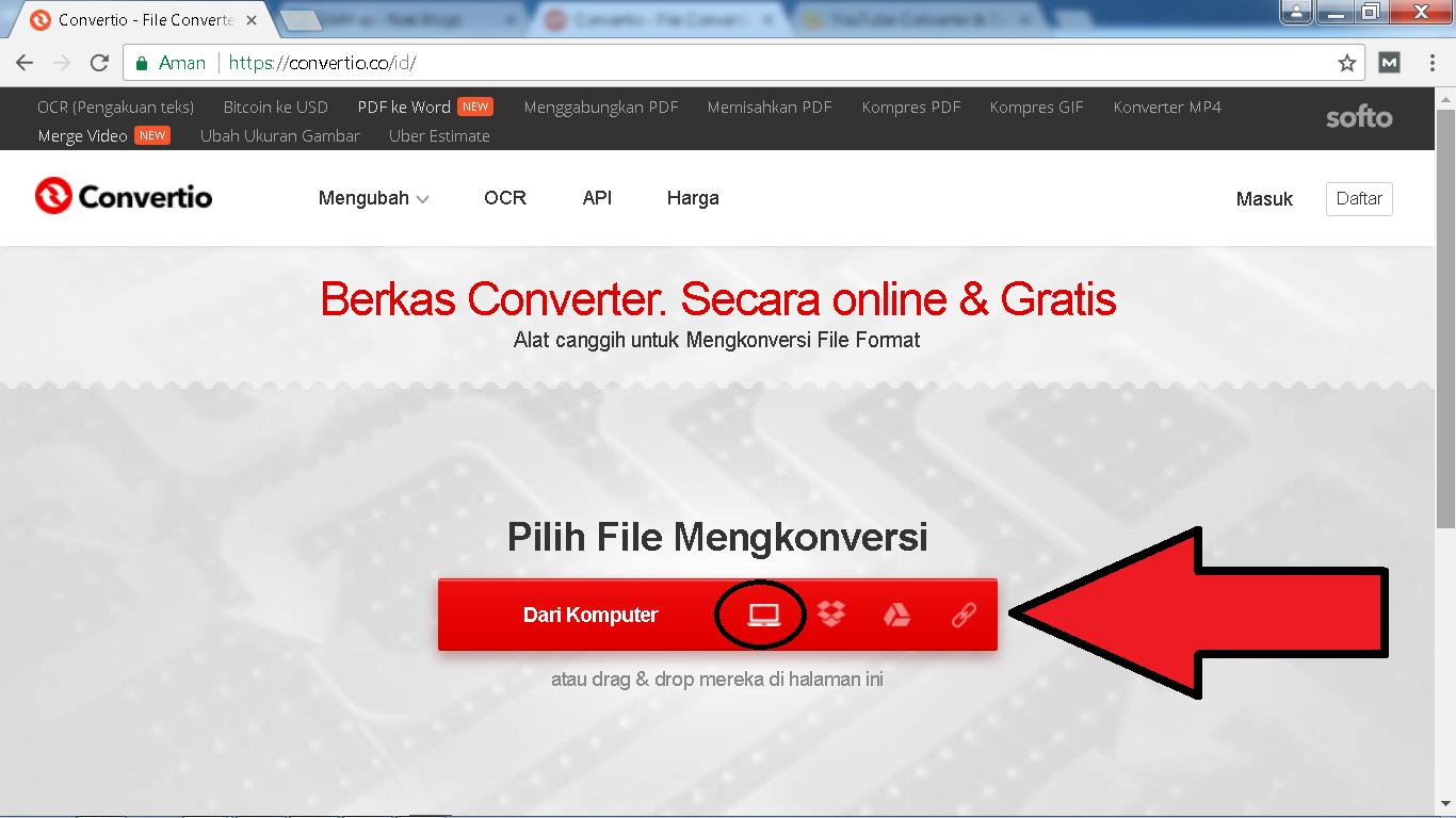 Cara Mengubah Video MP4 Menjadi MP3 Tanpa Software - Nak Blogz - photo#41