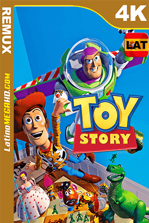 Toy Story (1995) Latino Ultra HD BDRemux 2160P ()