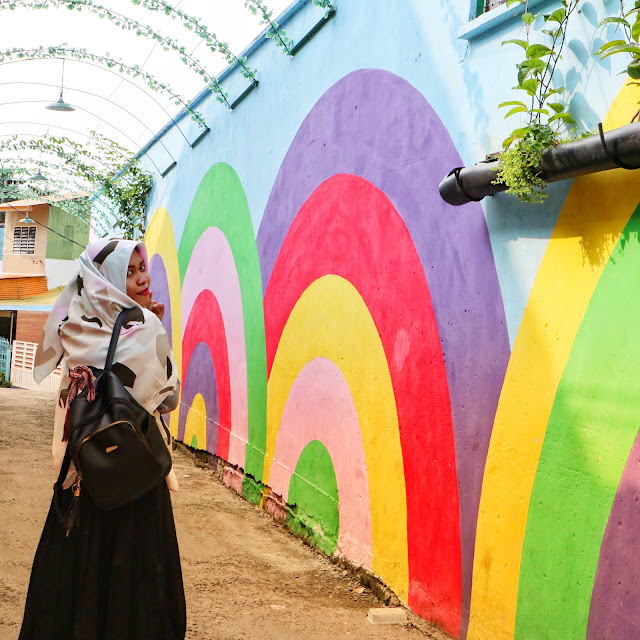 Kampoeng warna-warni Medan