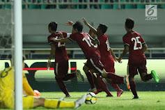 Luis Milla Masih Merahasiakan 20 Pemain Timnas Indonesi U-23 di Asian Games