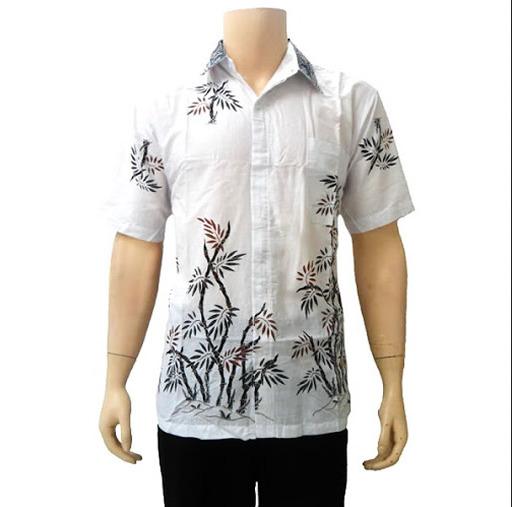 Baju Batik Kerja Cowok: Model Baju Batik Untuk Kerja Pria