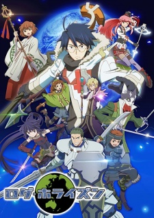 Action, Game, Magic, Fantasy , Anime , 2014 , Log Horizon