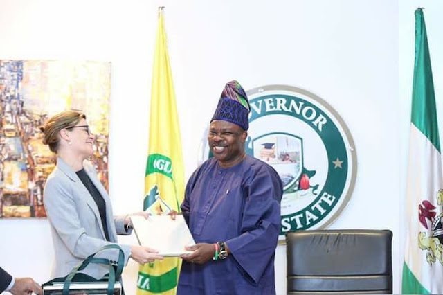 Ogun Attracts 75% of Foreign Direct Investment in Nigeria - UK Envoy