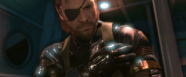 Metal Gear Solid V Screenshots & Art