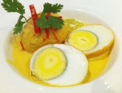 Resep Telur Ayam Kuning