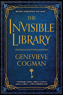 Interview with Genevieve Cogman, author of The Invisible Library