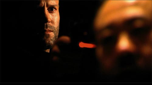 Jason Statham in Crank